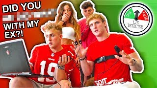 Download INSANE LIE DETECTOR GAME WITH LOGAN PAUL & TEAM 10!! Video