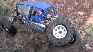 Download Shanes first run in new rock crawler Video