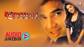 Download Krodh Audio Songs Jukebox | Sunil Shetty, Rambha, Anand Milind | Superhit Hindi Songs Video