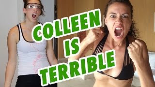 Download Colleen is TERRIBLE Video