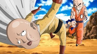 Download Why Krillin Would SLAP Saitama In A Fight (One Punch Man VS Dragon Ball Super) Video