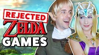Download REJECTED ZELDA GAMES Video