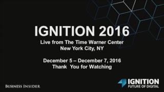 Download IGNITION: Future Of Digital Livestream (Day Three) Video