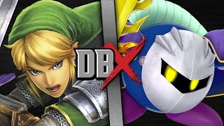 Download Link VS Meta Knight (Legend of Zelda VS Kirby) | DBX Video