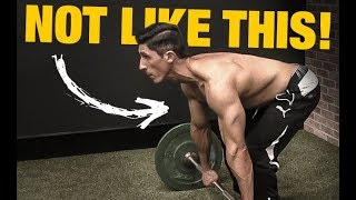 Download The Truth about Barbell Rows (AVOID MISTAKES!) Video
