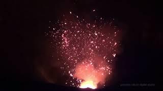 Download Stromboli - Active vulcano - Lipari Island (Italy) - July 2017 Video
