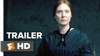 Download A Quiet Passion Official Trailer 1 (2107) - Cynthia Nixon Movie Video