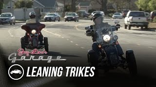 Download Tilting Motor Works Leaning Trikes - Jay Leno's Garage Video