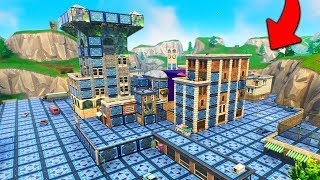 Download 1000x BOUNCE PADS IN TILTED TOWERS in Fortnite! Video