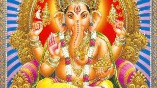 Download Gajamukhane Ganapathiye Ninage Vandane - Sung by Sarada Bhagavatula Video