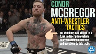 Download BJJ Scout: Conor McGregor Study - Takedown Defence Video