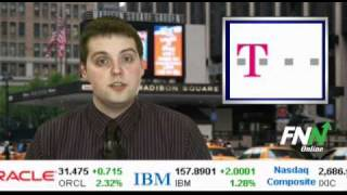 Download Apple Shares Up On News That It May Offer T-Mobile Subscribers The iPhone Video