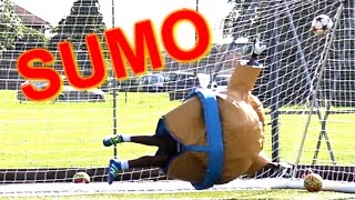 Download SUMO GOALKEEPING CHALLENGE!!! Video