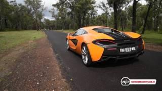 Download McLaren 540C 0-100km/h & engine sound Video