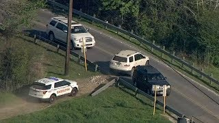 Download Highlights: High Speed Police Chase Goes Off Road in Houston! Video