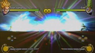 Download Dragonball Z Burst Limit: All Ultimate Attacks Video