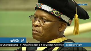 Download Raymond Zondo installed as University of Zululand chancellor Video