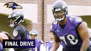 Download Ravens Offensive Line Update: Status of Marshal Yanda, Alex Lewis & More | Final Drive Video