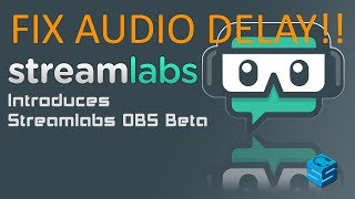 Download How to fix Streamlabs OBS Audio Delay #TeamScrunt Video