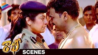 Download Suhasini Challenges Sayaji Shinde | Rakhee Telugu Movie Scenes | NTR | Ileana | Telugu Filmnagar Video