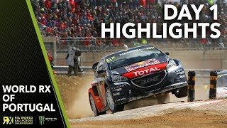 Download Day 1 Highlights: MontalegreRX - FIA World RX 2016 Video