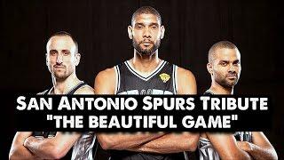 Download San Antonio Spurs Tribute - The Beautiful Game (ORIGINAL) Video