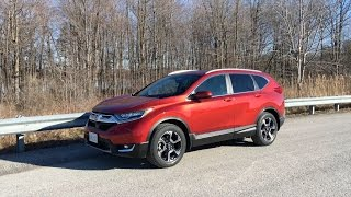 Download 2017 Honda CR-V Touring - Review Video