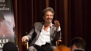 Download Discussion with Oscar Winning Actor Al Pacino at New York Film Academy Video