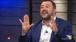 Download L'intervista al vicepremier Matteo Salvini sui nodi della prossima legge di bilancio Video