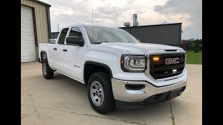 Download 2018 GMC Sierra for West Chester, Ohio Public Works | All SoundOff mPower Lighting! Video