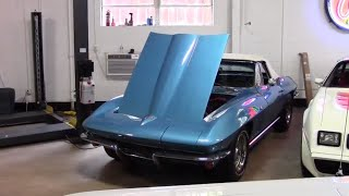 Download 1965 Corvette Convertible Custom *AIR CONDITIONED* Video