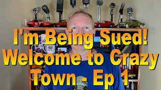 Download I'm Being Sued! Welcome to Crazy Town - Ep. 1 Video