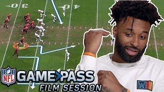 Download Jarvis Landry Breaks Down Baker, Triple Reverse TD Pass, & Browns Offense | NFL Film Session Video