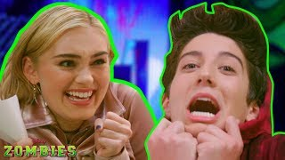 Download Do You Know Your Co-Star Challenge | ZOMBIES | Disney Channel Video