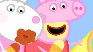 Download Peppa Pig Official Channel | Peppa Pig Loves Blackberry Crumble Video