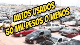 Download autos usados 50 mil pesos volkswagen, chevrolet, honda,nissan, seminuevos Video