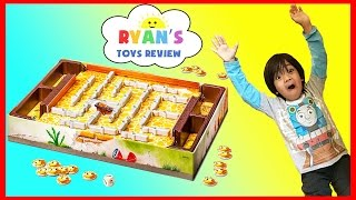 Download BUGS IN THE KITCHEN game for kids Hexbug Nano Family Fun Game Night Egg Surprise Toys Video