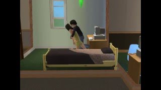 Download [PichuBanana Studios + The Sims 2: University] - Icarus and Pichu's Kissing Scene Video