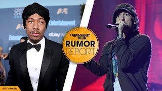 Download Nick Cannon Taunts Eminem With Another Diss Track, Obie Trice Chimes In Video