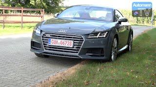 Download 2016 Audi TTS (310hp) - DRIVE & SOUND (60FPS) Video