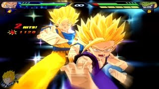 Download Dragon Ball Z Budokai Tenkaichi 2: All Ultimate Attacks【HD】 Video