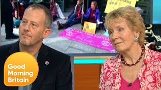 Download Are Extinction Rebellion Protesters Heroes or Villains? | Good Morning Britain Video