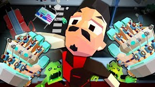Download MY WAITER IS ZOMBIE FOOD - Throw Anything (VR) Video