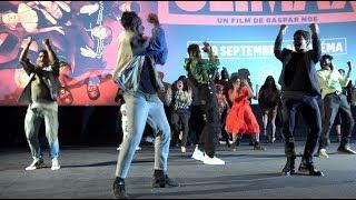 Download Climax - Gaspar Noe - Paris premiere (UGC Les Halles, 13/09/2018) Video