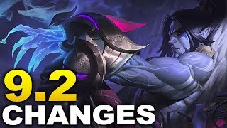 Download Massive changes coming soon in 9.2! Start of Season 9 Ranked! Video