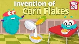 Download Invention Of Corn Flakes - The Dr. Binocs Show | Best Learning Videos For Kids | Peekaboo Kidz Video