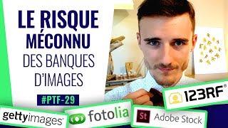 Download LE RISQUE MÉCONNU des BANQUES D'IMAGES (fotolia, shutterstock, adobe stock) [PTF-29] Video