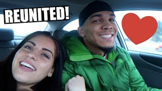 Download I'M HOME!! REUNITED WITH MY FAMILY + BOYFRIEND Video
