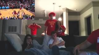 Download Damian Lillard's Dagger Buries Houston Rockets (Fan Reaction) Video