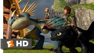 Download How to Train Your Dragon (2010) - We Have Dragons Scene (10/10) | Movieclips Video